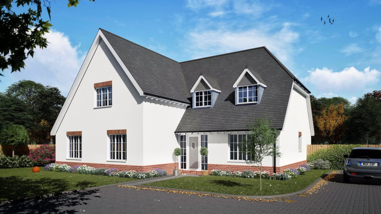 Pippingford 4 Bedroom Chalet Design