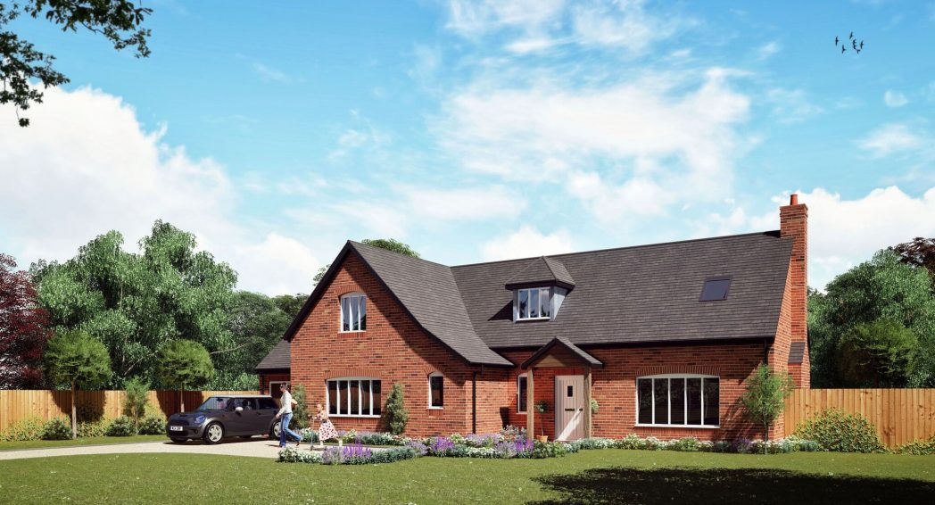 Twyford 4 Bedroom Chalet Design