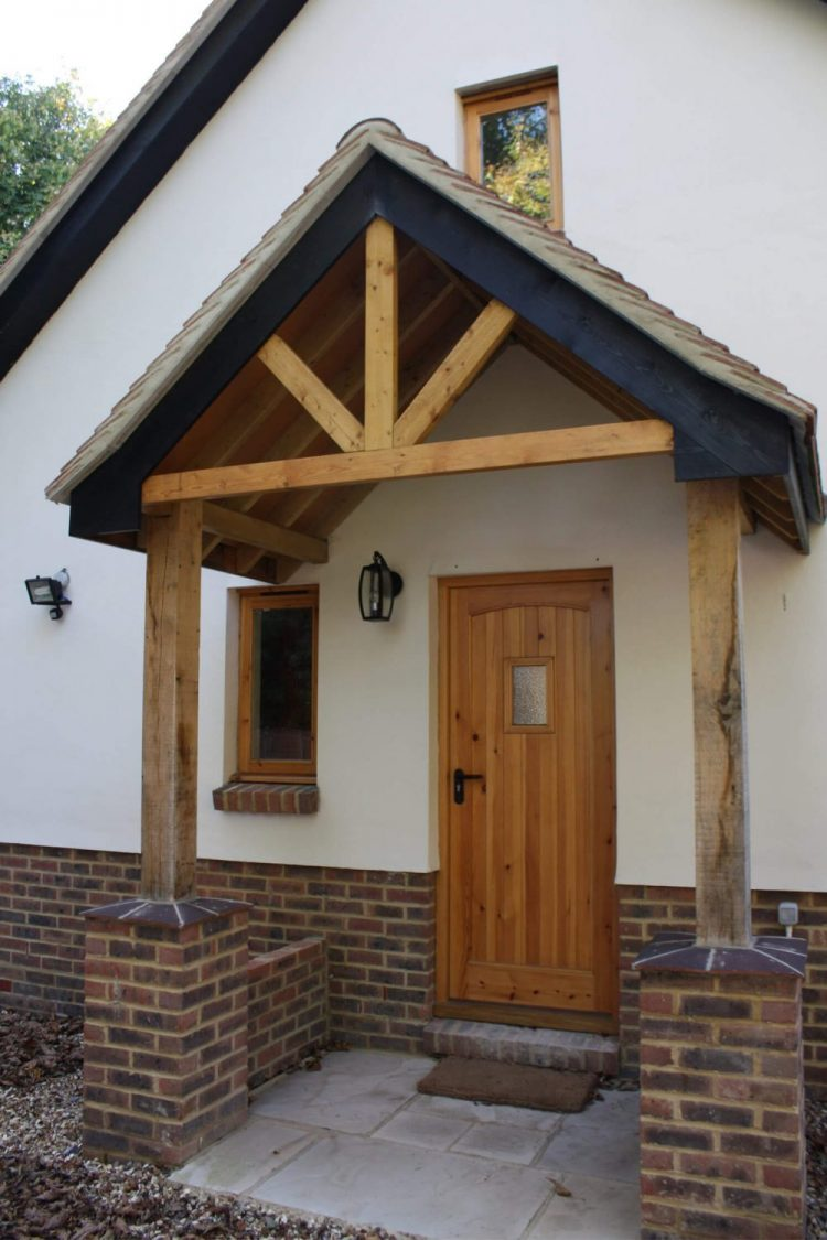 Lansdowne 3 bedroom chalet design solo timber frame for How to build a timber frame house