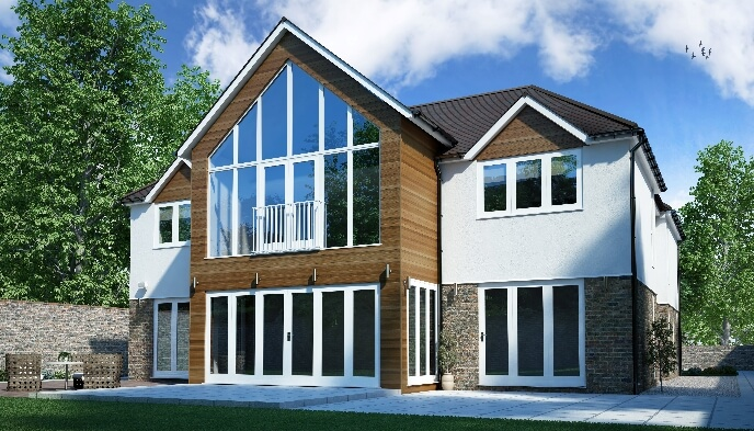 Lintons 5 Bedroom House Design