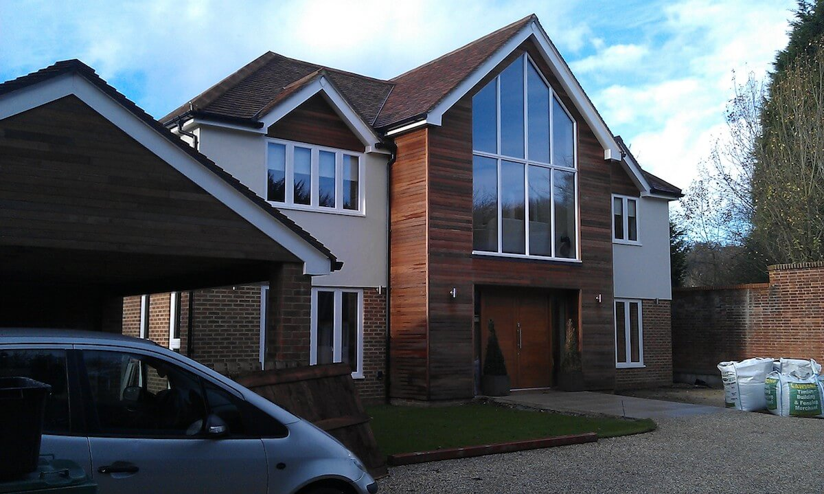 Lintons 5 bedroom house design solo timber frame for A four bedroom house