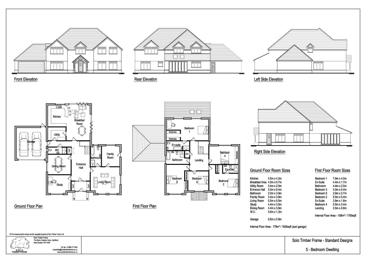 100 Large 2 Bedroom House Plans 3635 Best House