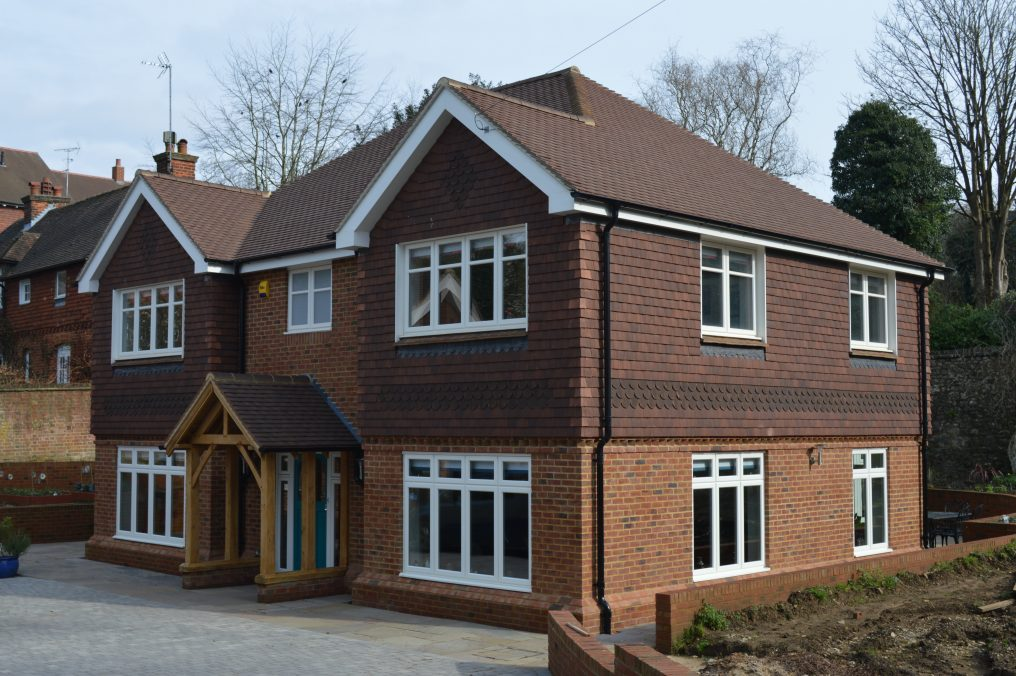 Bespoke Detached House in Sevenoaks