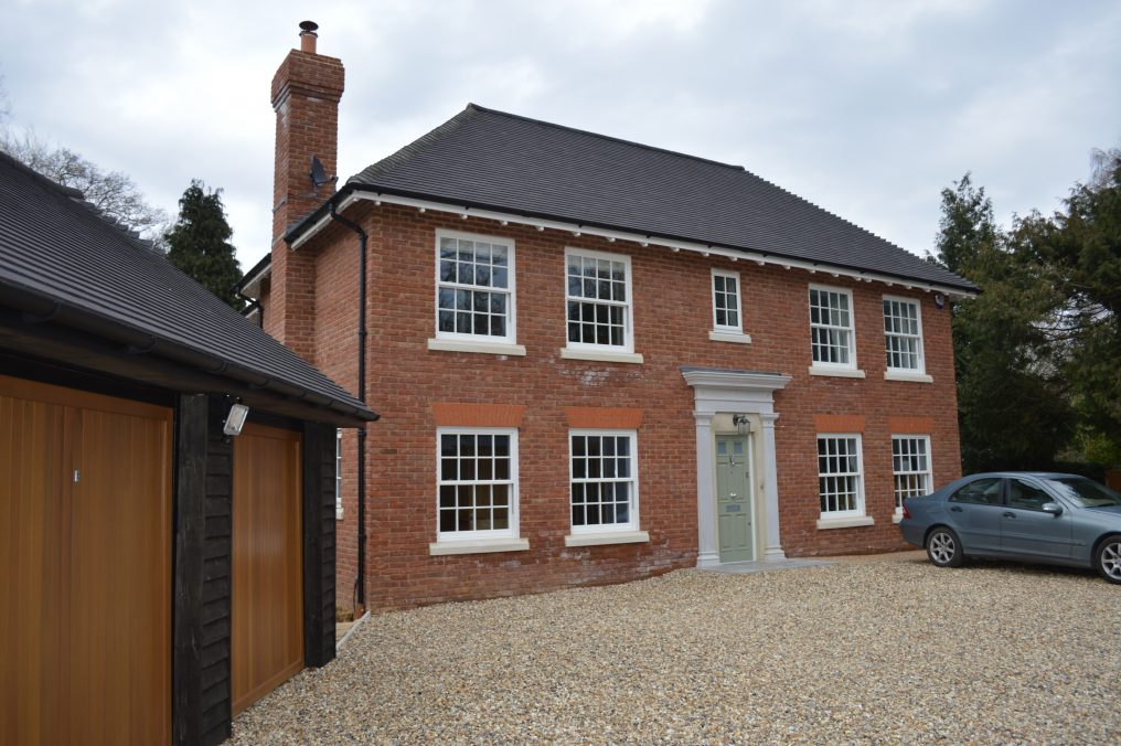 Bespoke Traditional House in Surrey