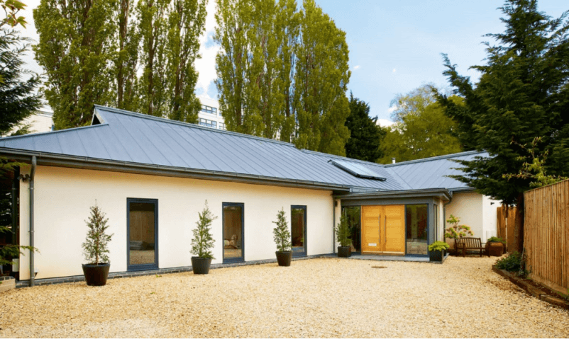 Bespoke Contemporary Bungalow in Oxford