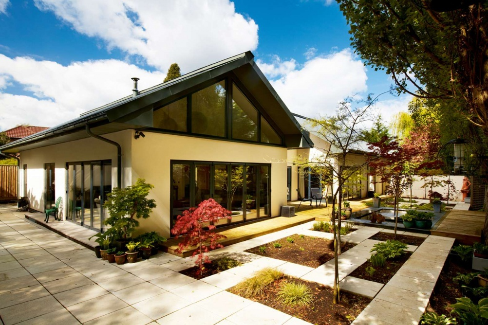 Bespoke Oxford Contemporary Bungalow