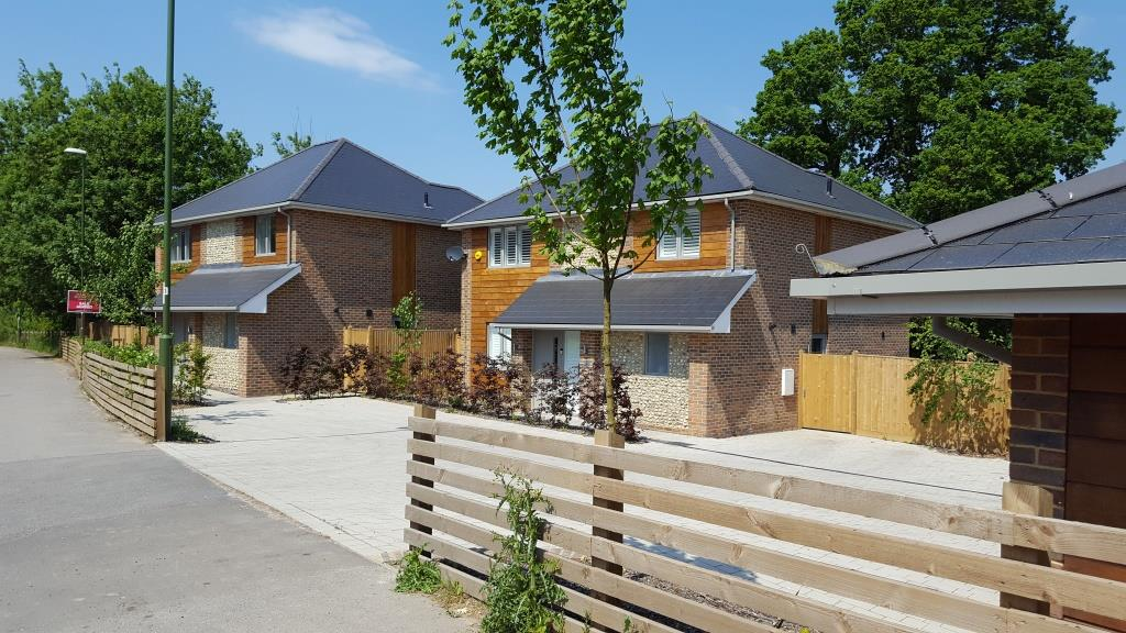 Timber Frame for Property Developers